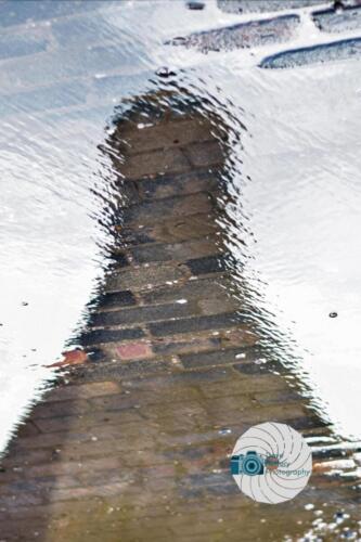Bottle kiln reflection - Dave Buttery Photography