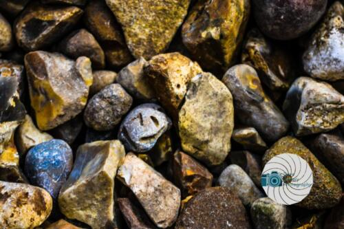 Smiley Stones - Dave Buttery Photography