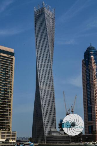 Cayan Tower Dubai