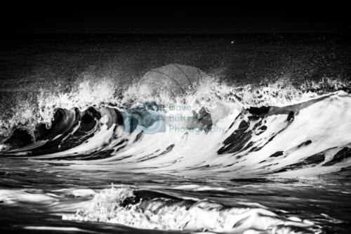 Dramatic waves
