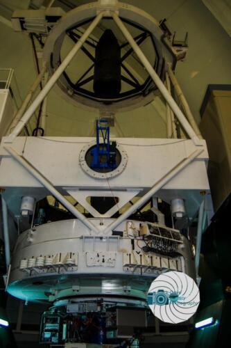 the William Herschel Telescope on La Palma